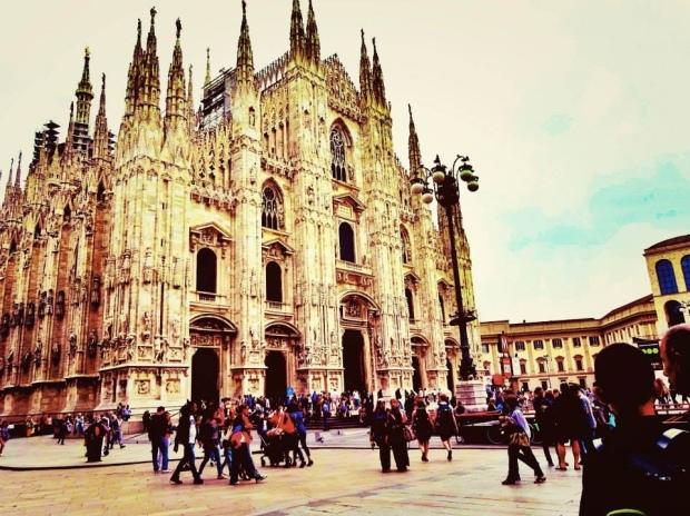 2014-Milan Cathedral, Milan