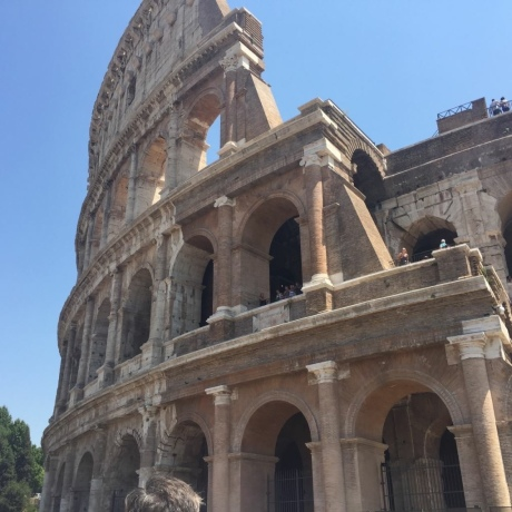 2016-Colosseum, Roma