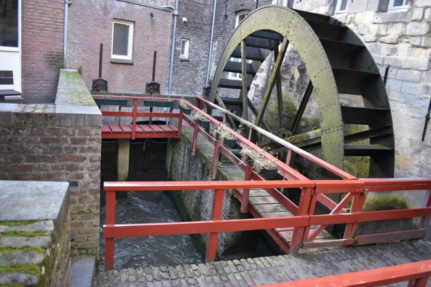 Maastricht Belanda Eropa