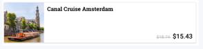 wisata kapal di amsterdam