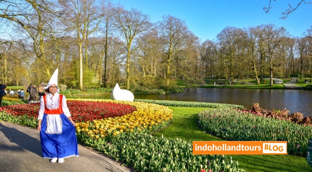Keukenhof in Lisse Holland Europe