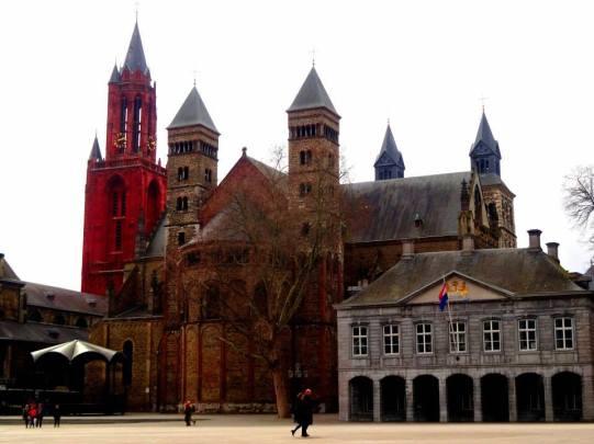 Liburan ke kota Maastricht Belanda, Eropa Barat