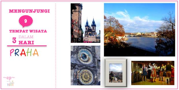 Mengunjungi 9 Tempat Wisata Terkenal Dalam 3 Hari –Praha