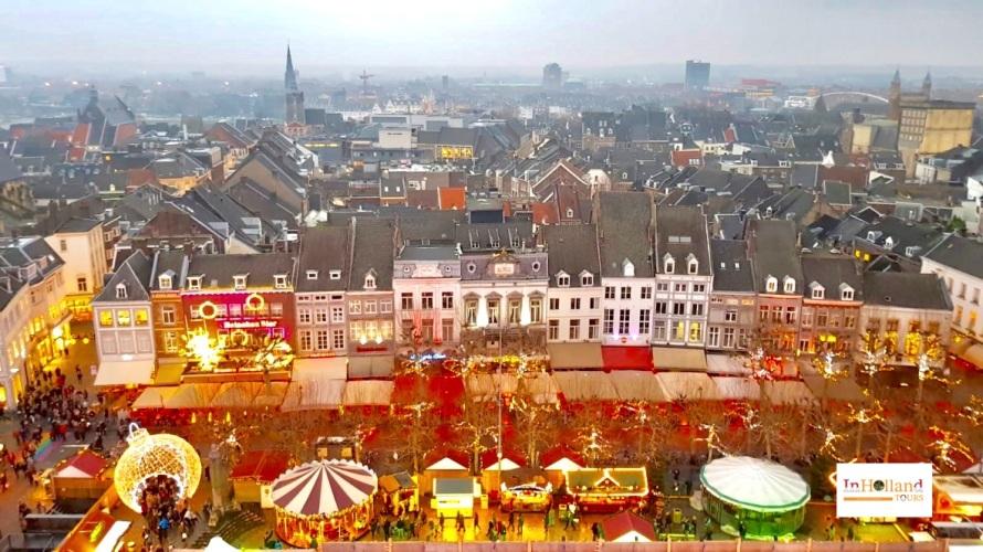 Maastricht Belanda, Eropa Barat