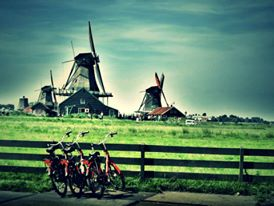 Zaanse Schans Belanda