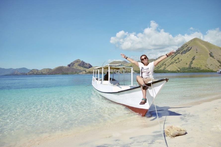Pulau Kelor Flores, Nusa Tenggara Timur