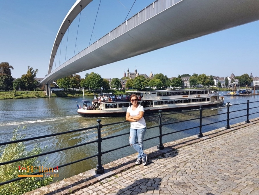 Kota Maastricht Belanda