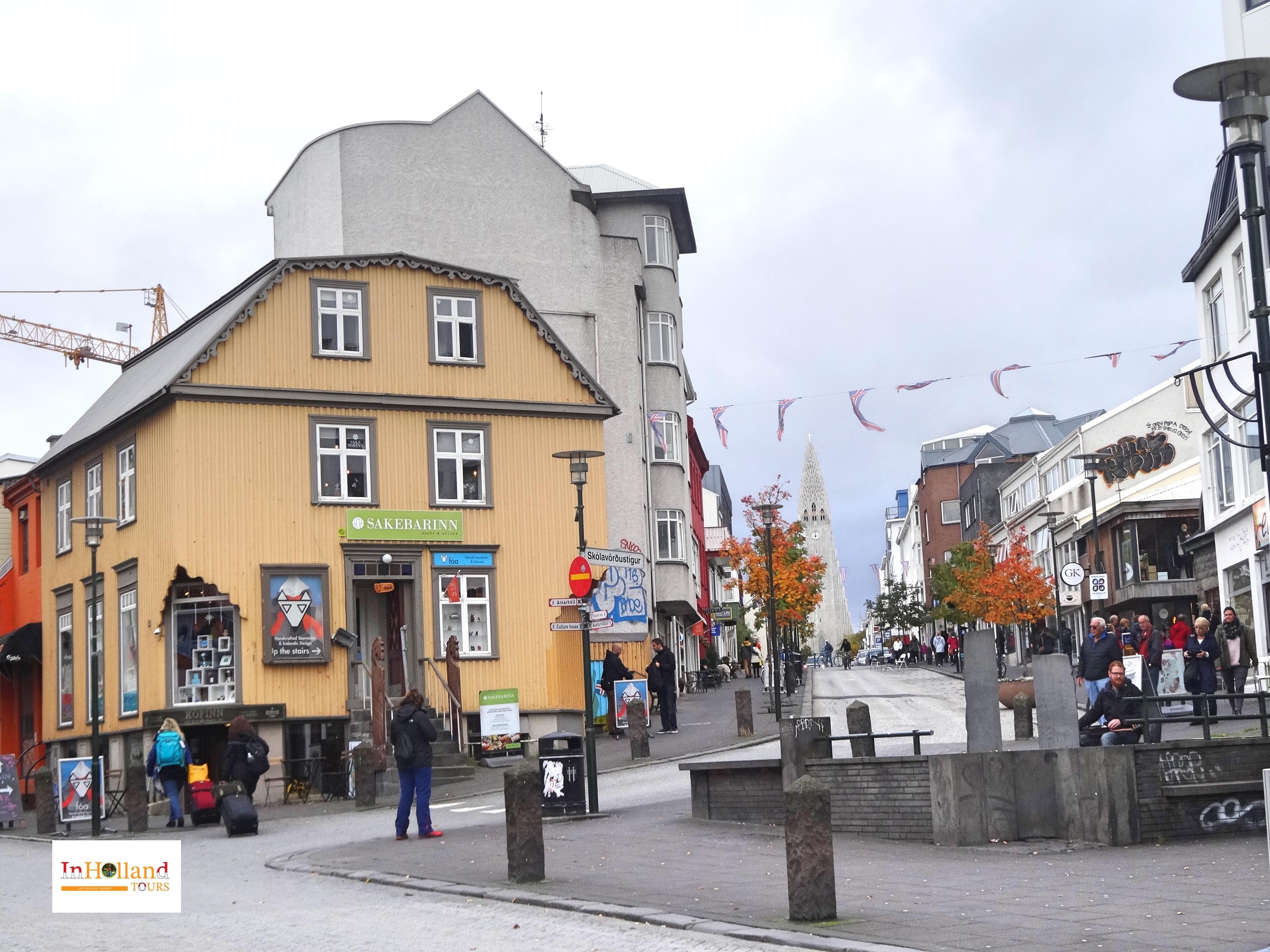 kota terbesar di islandia