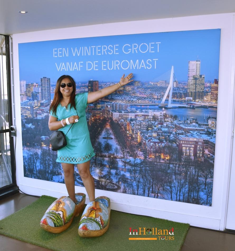 Euromast Rotterdam Belanda - IndoHolland Tours