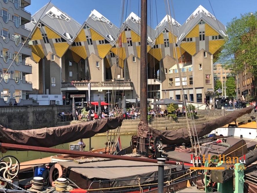 Kota Rotterdam - IndoHolland Tours