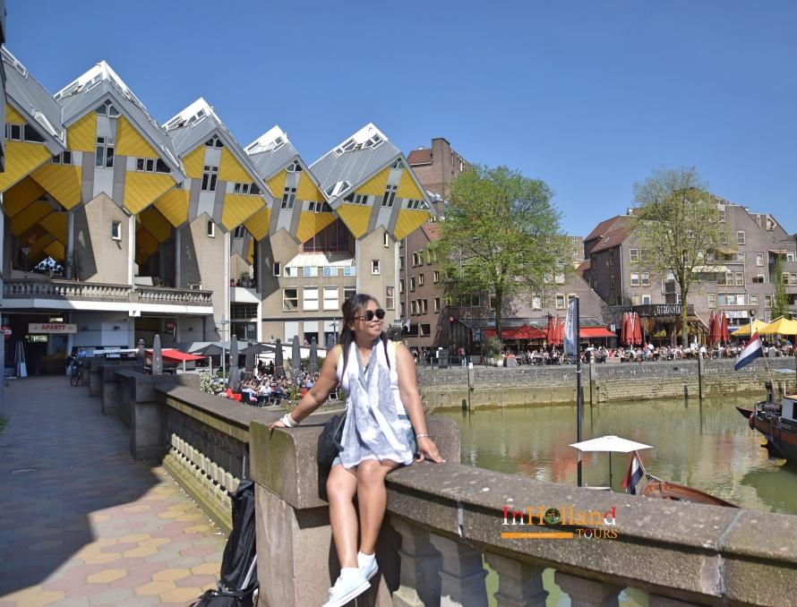 Kota Rotterdam Belanda bersama IndoHolland Tours