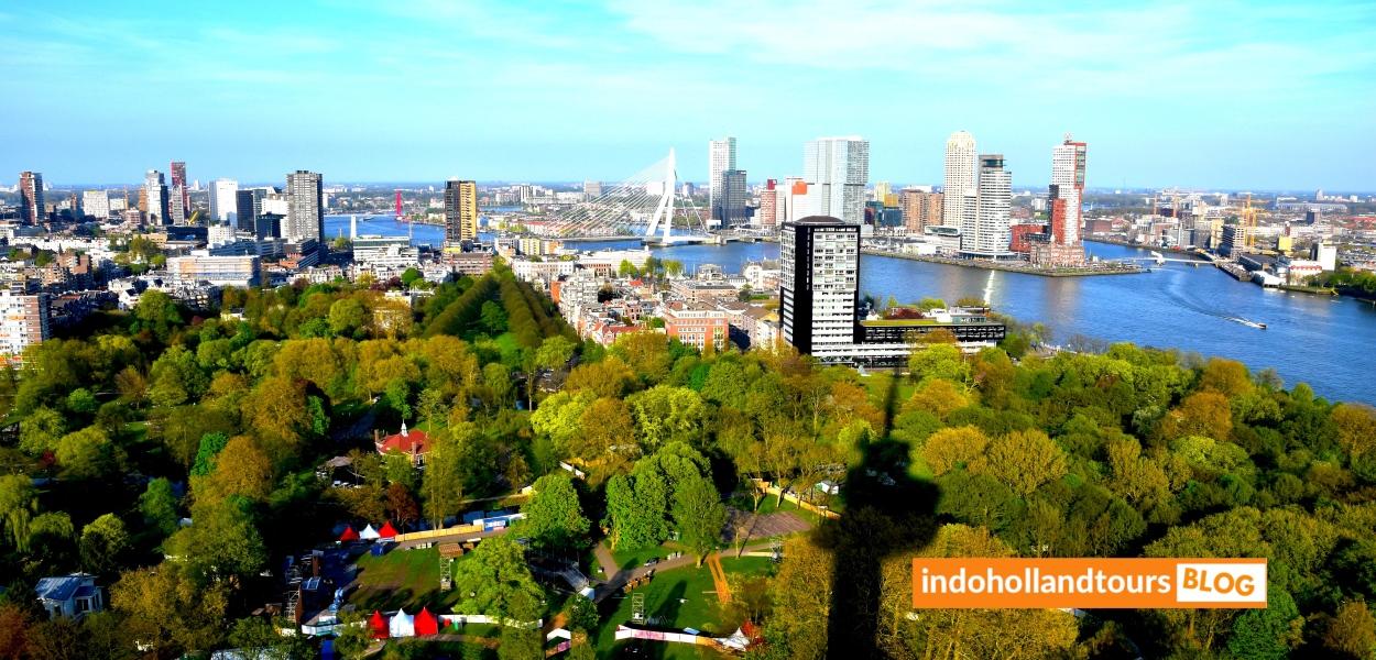 Rotterdam Belanda, Eropa Barat