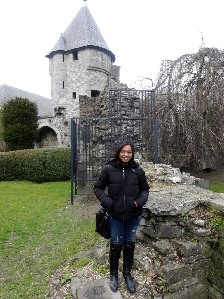 Kastil Ruine Valkenburg Belanda - IndoHolland Tours
