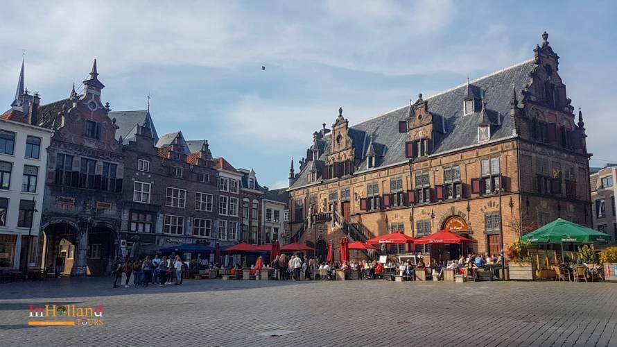 Pusat kota (tertua) Nijmegen, Belanda