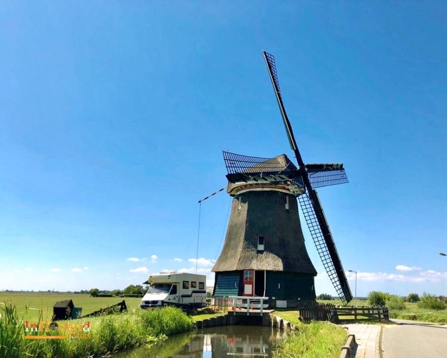 Kincir agin Volendam | IndoHolland Tours