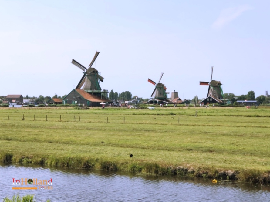 Zaanse Schans, The Netherlands | IndoHolland Tours
