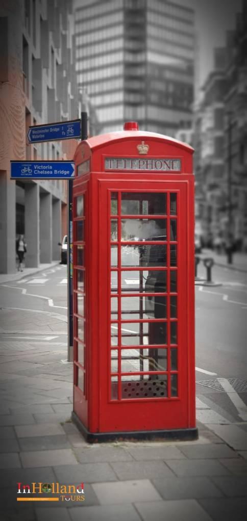 Telefon umum London