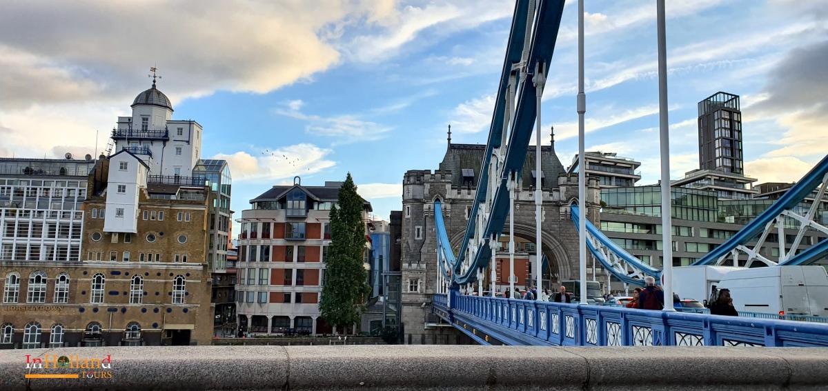 Tower bridge 2019
