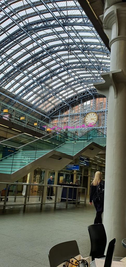Stasiun kereta api London