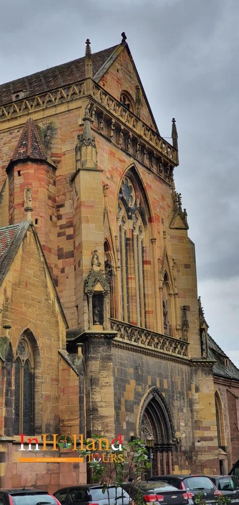 Gereja di Colmar