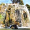 Waterfall ini Castle the Hill Nice