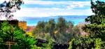 Pemandangan kota Nice