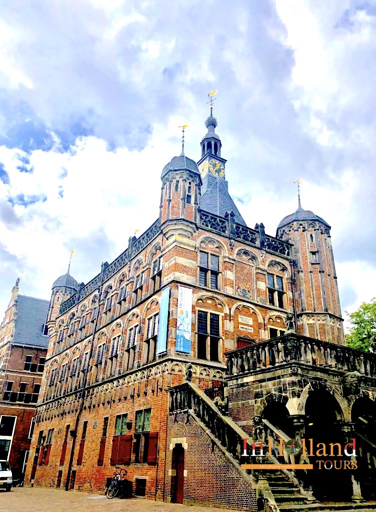 De Waag Deventer Belanda 2019