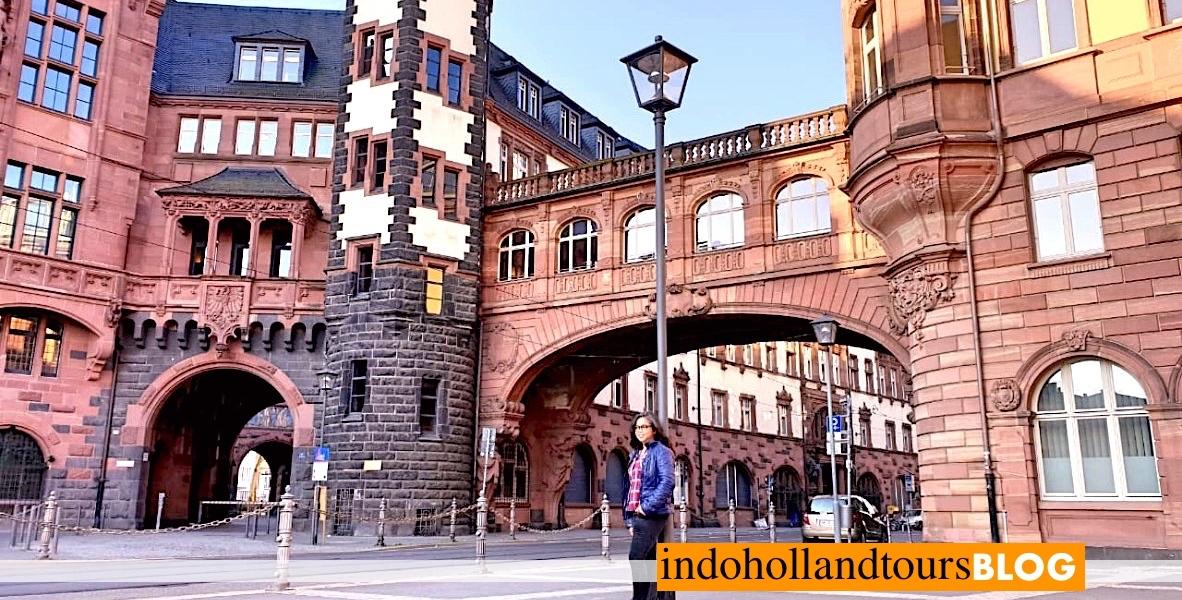 Römberg Frankfurt Jerman