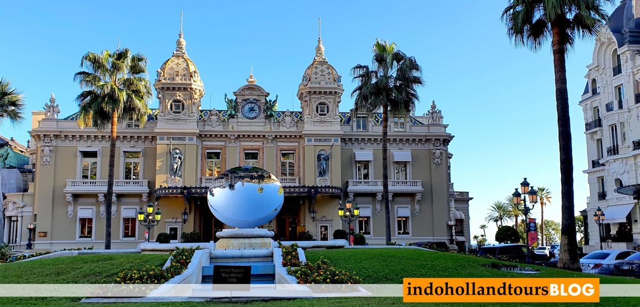 Monaco Eropa Barat