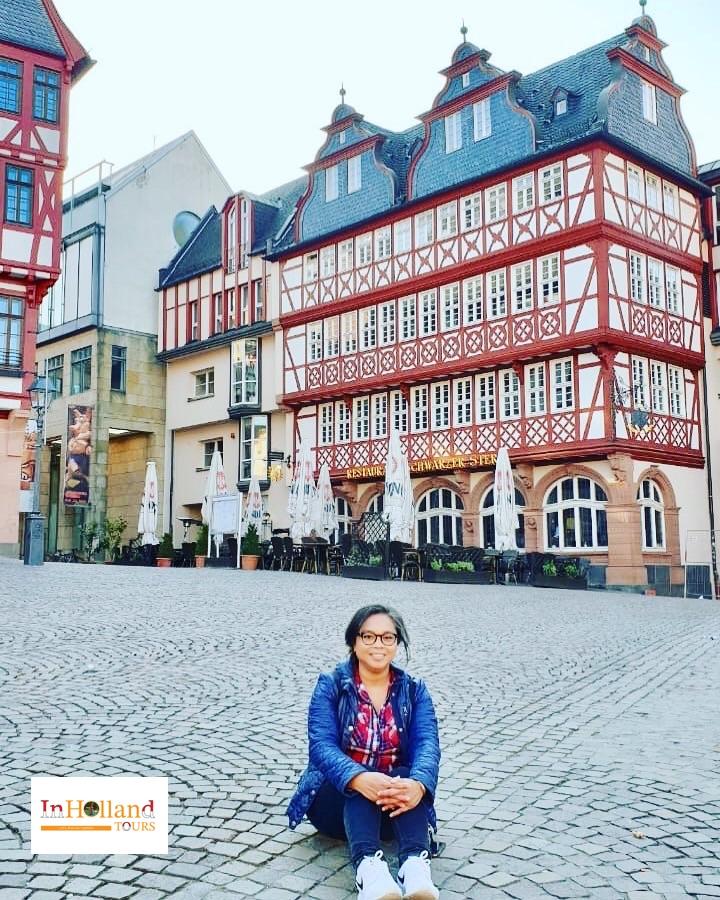 Frankfurt Jerman Eropa Barat