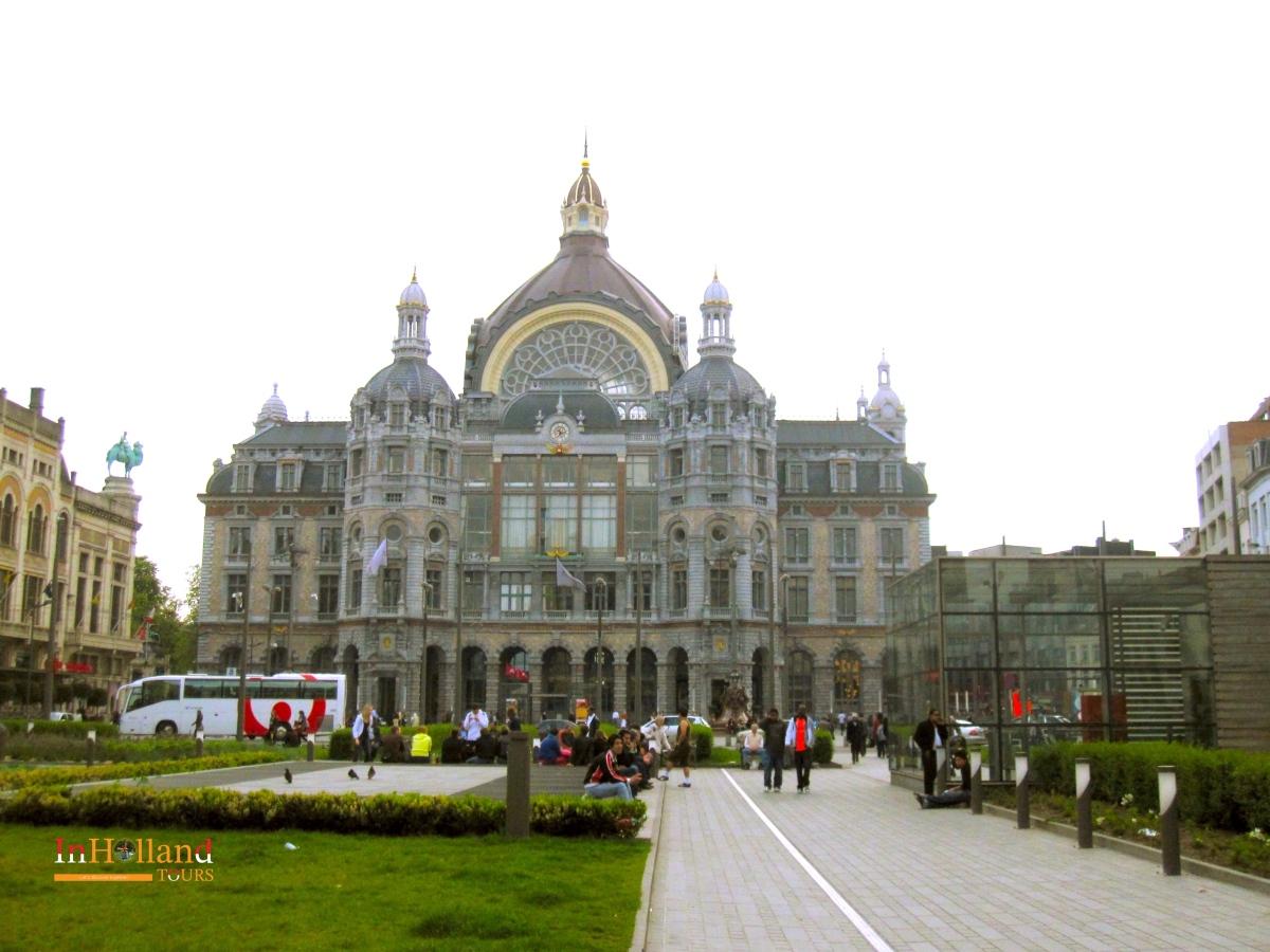 Antwerpen Belgia Eropa Barat