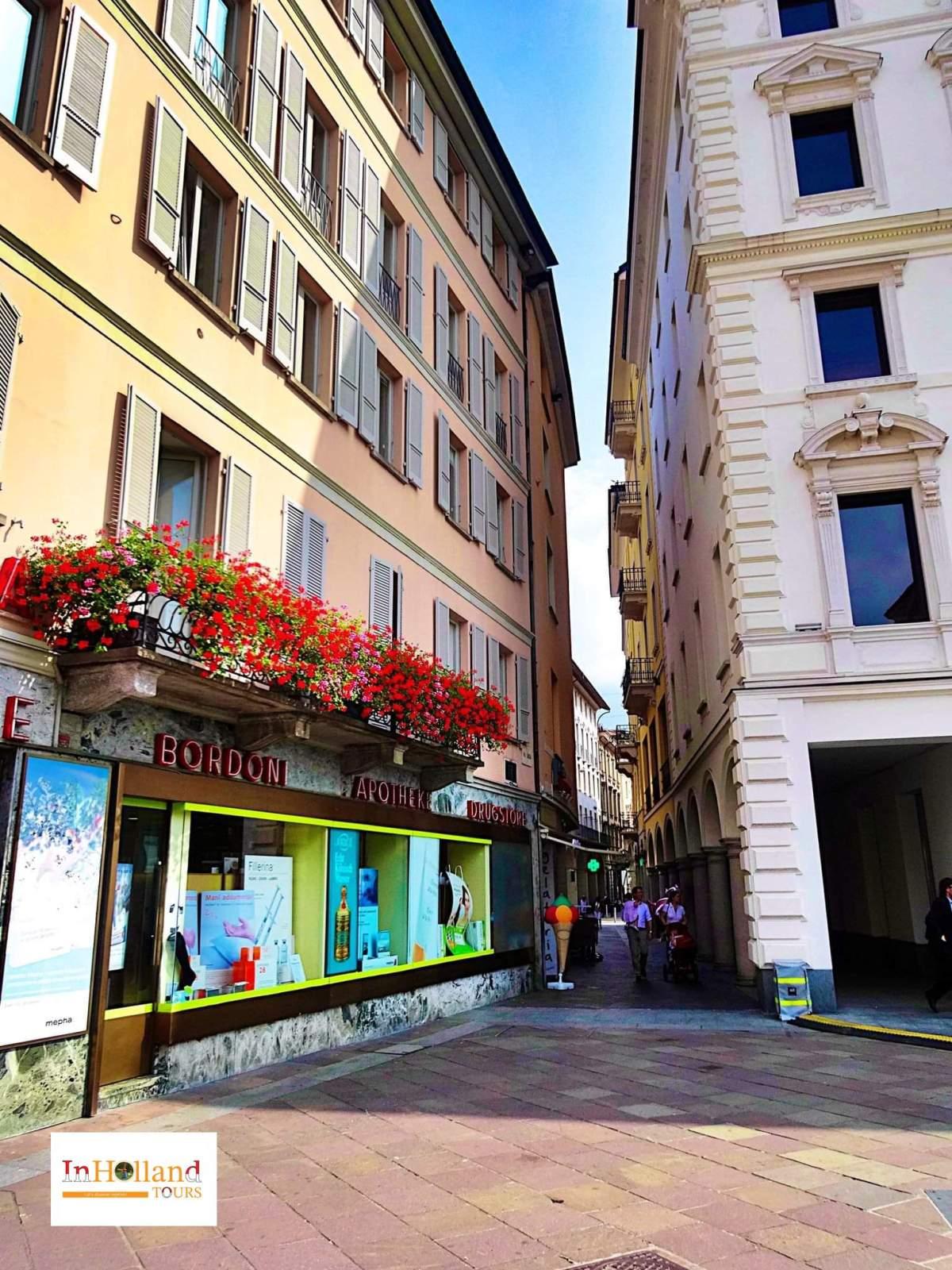 Lugano Switzerland Europa