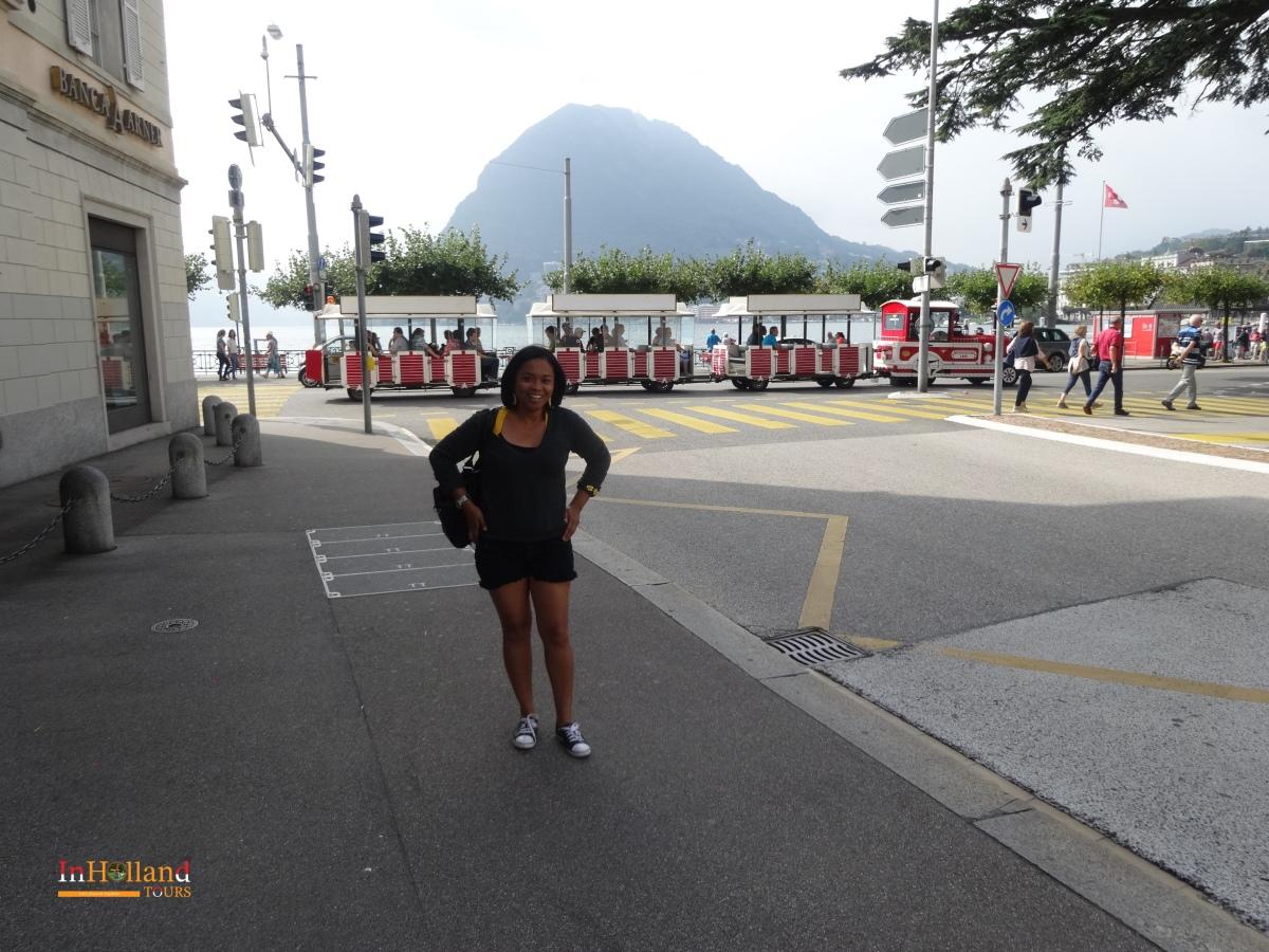 Lugano Switzerland Europe