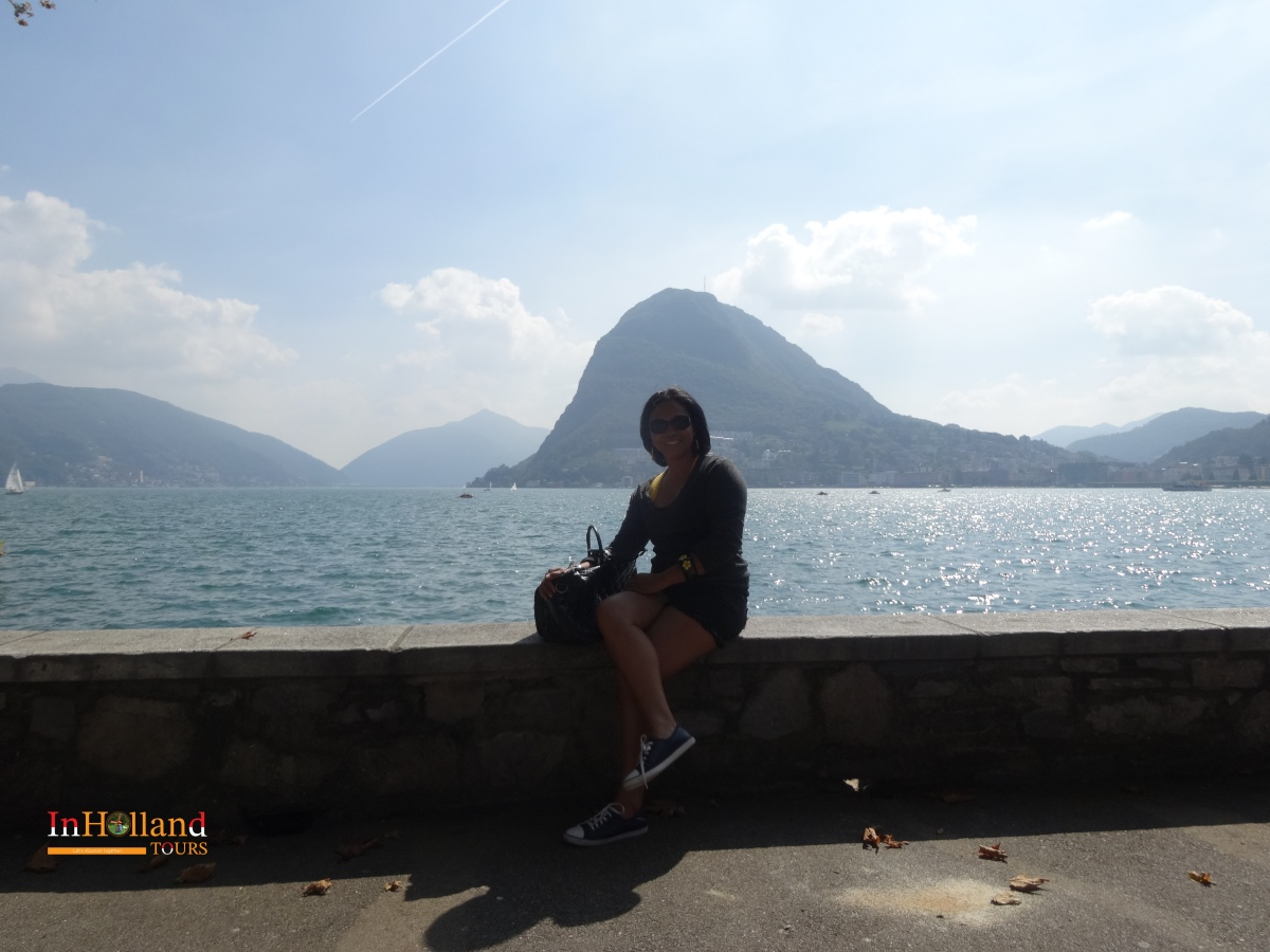 Lugano Switzerland Europe