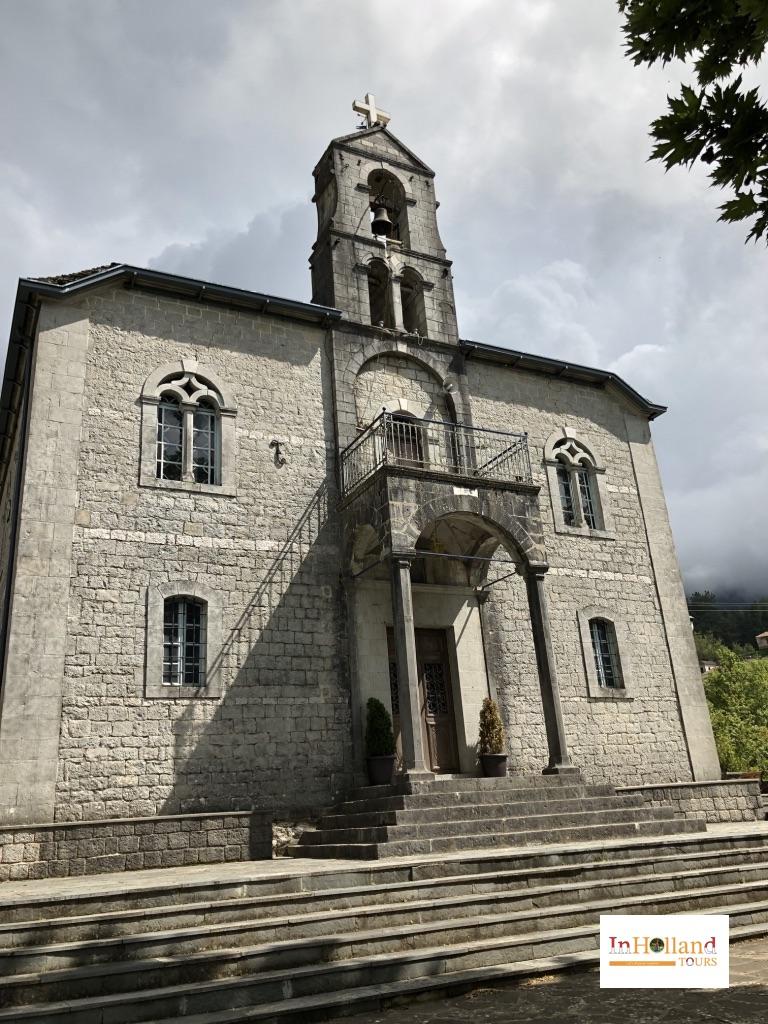 Agnanta village Tzoumerka, Greece Europe