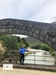 Sungai Arachtos Tzoumerka, Yunani Eropa