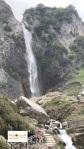 air terjun Katarraktis Tzoumerka Yunani, Eropa