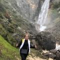 Katarraktis waterfall Tzoumerka, Greece, Europe