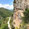Kipina monastery Tzoumerka, Greece, Europe