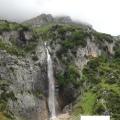 Pegunungan di Pramanta Tzoumerka, Yunani, Eropa