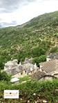 Desa Syrrako Tzoumerka, Yunani, Eropa