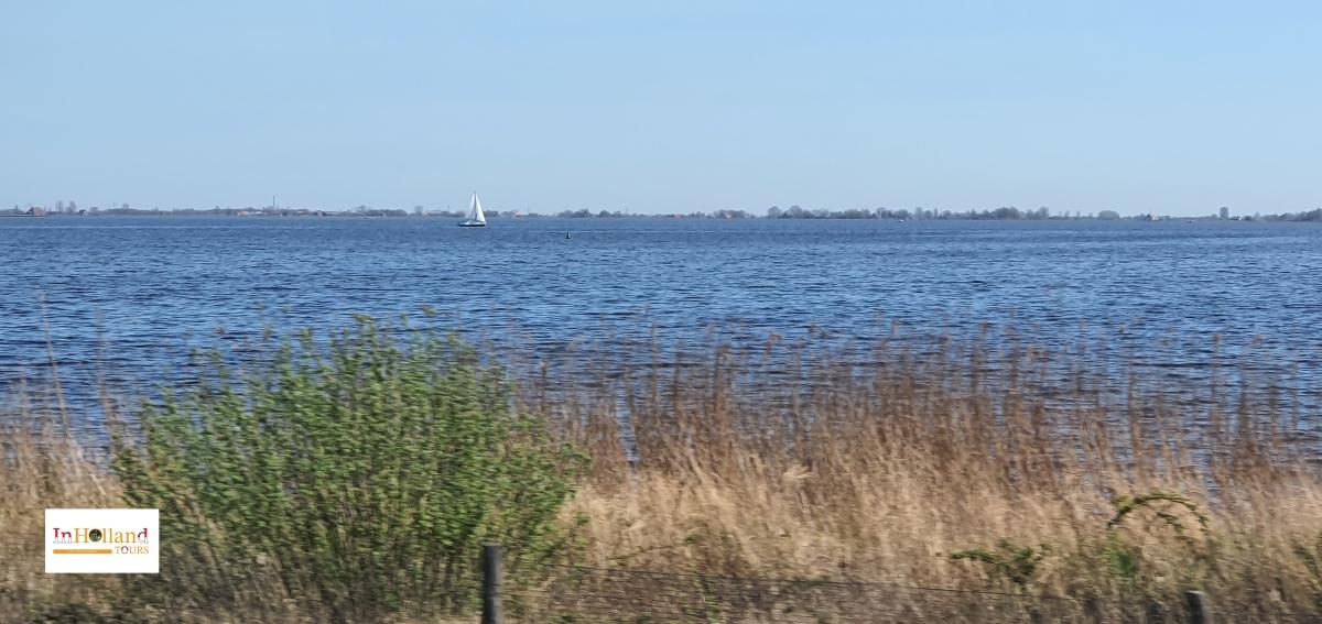 Desa Makkum Friesland, Belanda