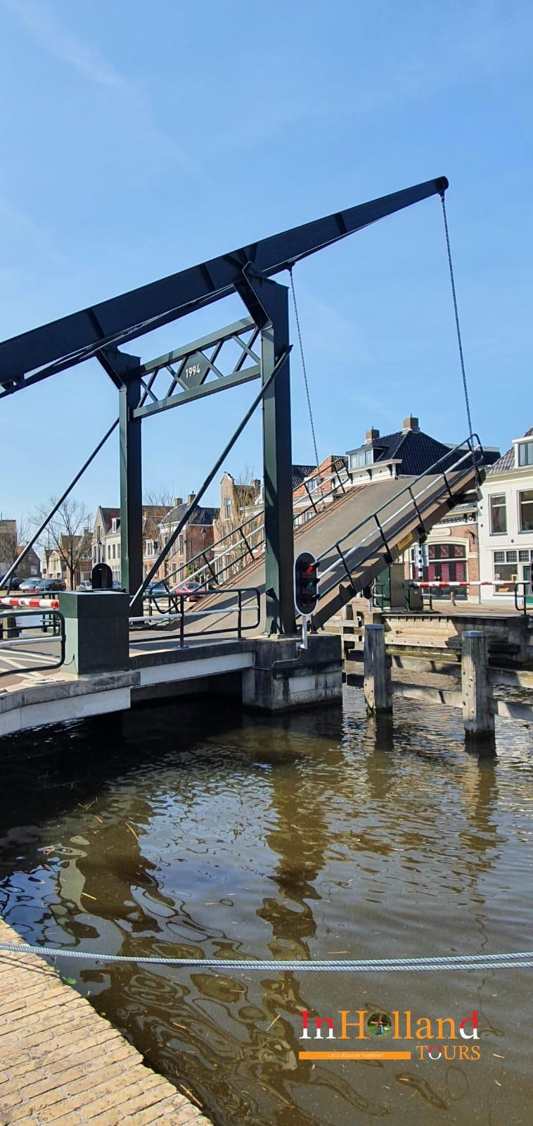 Makkum village, the Netherlands
