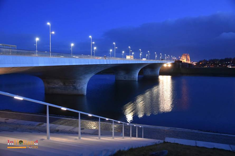 Kota tua Nijmegen Belanda, Eropa Barat