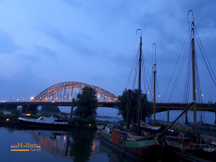 Kota Nijmegen Belanda, Eropa