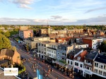 Kota Nijmegen Gelderland, Belanda, Eropa