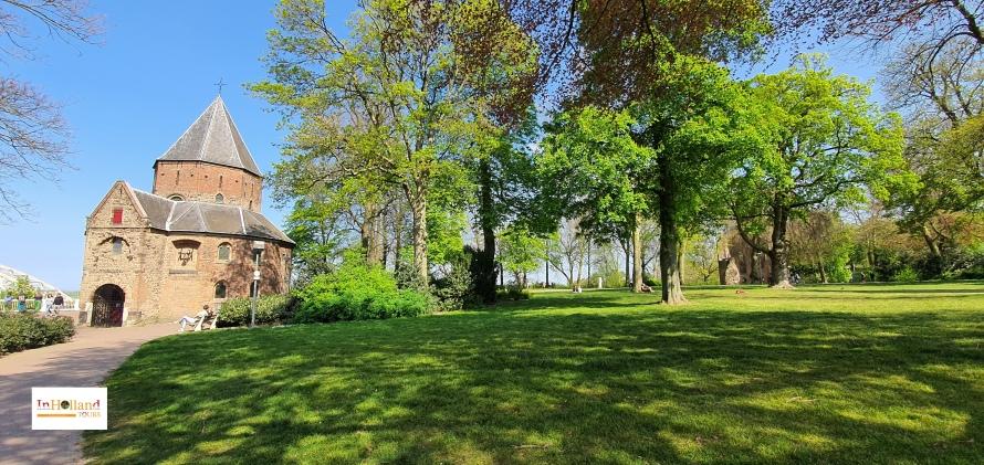 Kota Nijmegen Belanda, Gelderland, Eropa Barat
