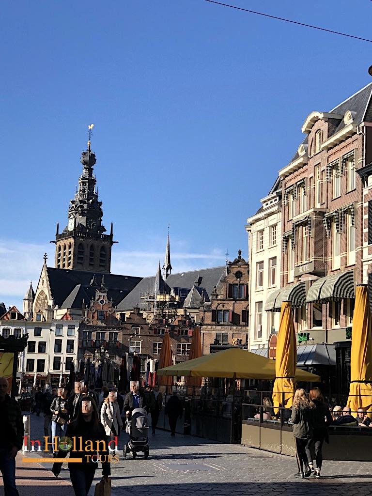 Nijmegen Gelderland, Belanda, Eropa Barat