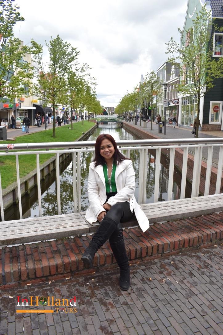 Zaandam Belanda Utara, Eropa Barat