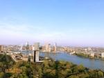 Euromast di Rotterdam Belanda